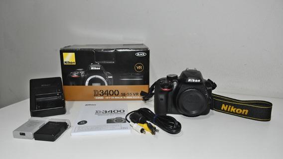 Nikon D3400 Corpo