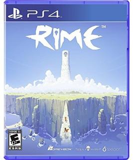 U & I Entertainment Rime - Playstation 4 Standard Edition