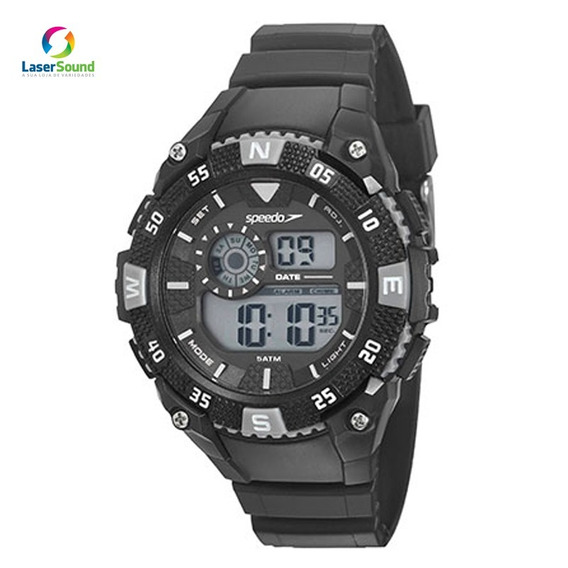 Relógio Speedo Masculino 11012g0evnp2 C/ Garantia E Nf