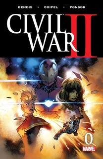 Civil War Ii #0 (2016) Marvel