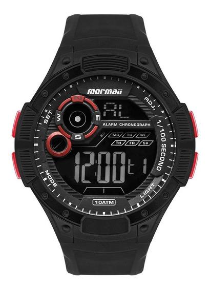 Promoção Relógio Mormaii Original Masculino Mo1590ab/8r