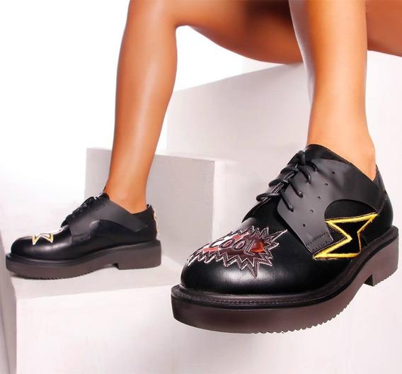 Sarkany - Zapato Jebs Con Recortes.