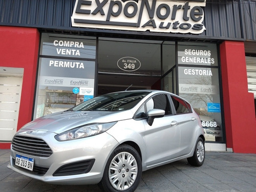 Ford Fiesta Kinetic Design 1.6 S Gnc