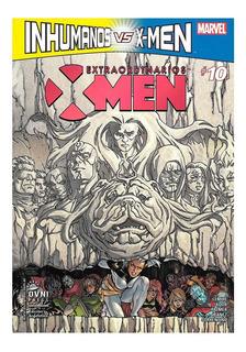 Extraordinarios Xmen #10 - Ovni Press - Eric Koda