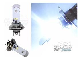 Lampada Farol Led Maior Alcance Cg / Titan / Fan 125 / 150.
