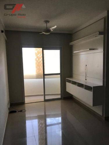 Apartamento Com 3 Dormitórios À Venda, 73 M² Por R$ 290.000,00 - Vila Jaboticabeira - Taubaté/sp - Ap0339