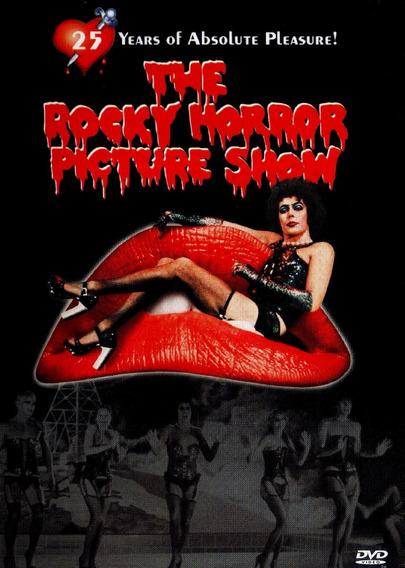Dvd The Rocky Horror Picture Show Original Lacrado Raro