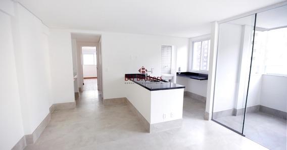 Apartamento Com 2 Quartos Para Comprar No Sion Em Belo Horizonte/mg - 12712