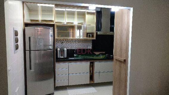 Lindo Apartamento No Floradas De São José! - Ap0535