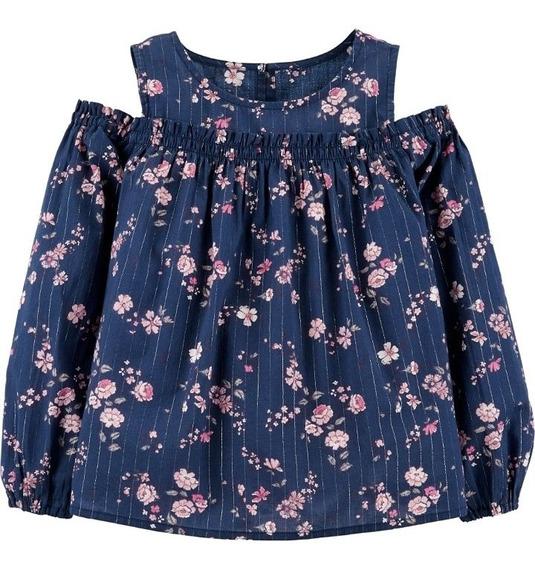 Blusas Elegantes Para Niñas Oshkosh Carters Tallas 2t- 14
