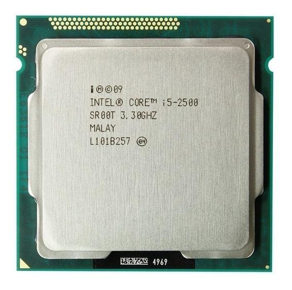 Intel Core I5 2500 Quad Core 3.3ghz Turbo Boost Até 3.7ghz