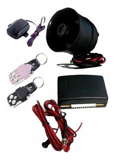 Sistema De Seguridad Auto Aries Plus B52