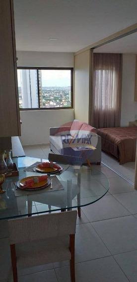 Apartamento 01 Quarto - Aflitos Excelente Localização - Ap0477