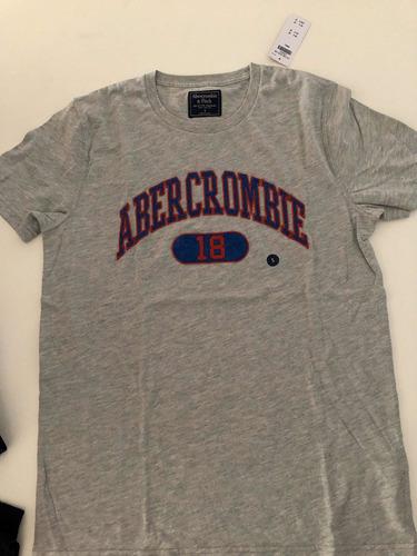 Remera Abercrombie Talle S Nueva Original