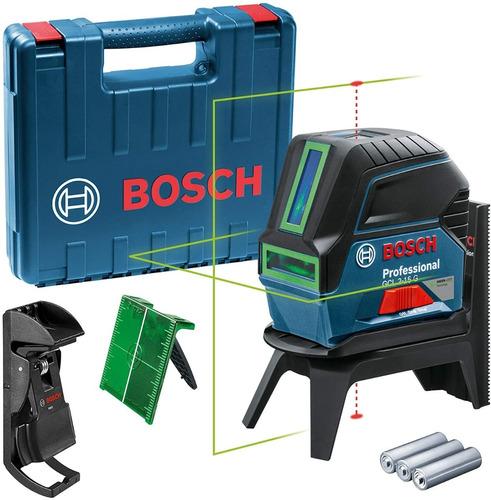 Imagem 1 de 7 de Nível À Laser De Linhas Gcl 2-15 G Bosch - Linha Verde