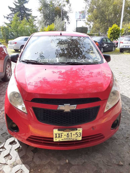 Spark 2012, Motor 1.2, Rojo, 5 Puertas