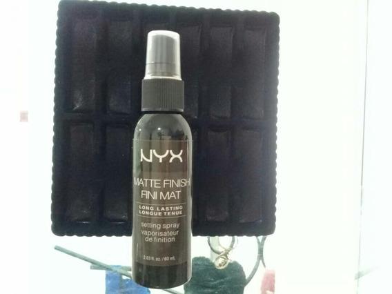 Sellador De Maquillaje En Spray Nyx, Somos Tienda Fisica