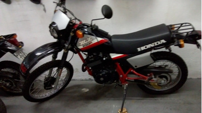 Honda Xlx250r Cross