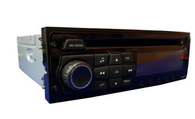 Radio Cd Player Peugeot 207, 208, C3 E C4 - Novo E Original