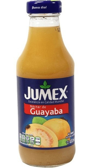 Néctar Jumex Guayaba 450 Ml