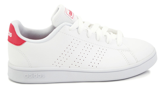 Tenis adidas Para Niño Advantage Blanco Ef0211 [add1340]