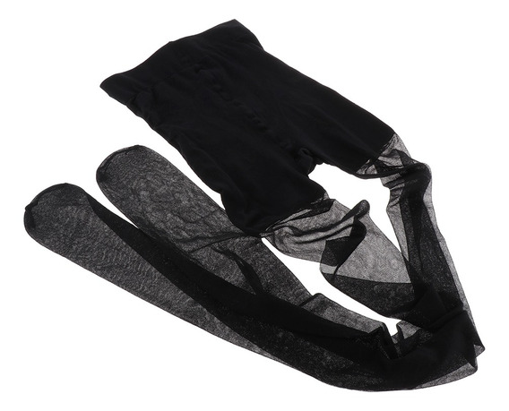 Pantimedias De Malla 20d Ajustado Elástica Legging