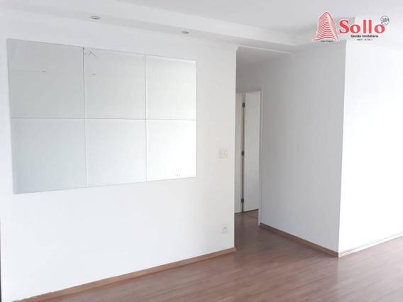 Oportunidade Apartamento 89 M² 3 Dormitórios R$ 340.000,00 Gopoúva Guarulhos Sp. - Ap0418
