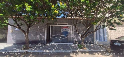 Imagem 1 de 7 de Ótima Casa Em Com 3 Quartos À Venda - Nova Descoberta - Natal/rn - Ca0267