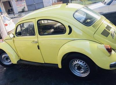 Vw - Volkswagen Fusca 1979 - Muito Bem Conservado, N. Fiscal