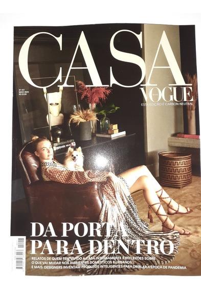 Revista Casa Vogue Nº 417 Maio 2020