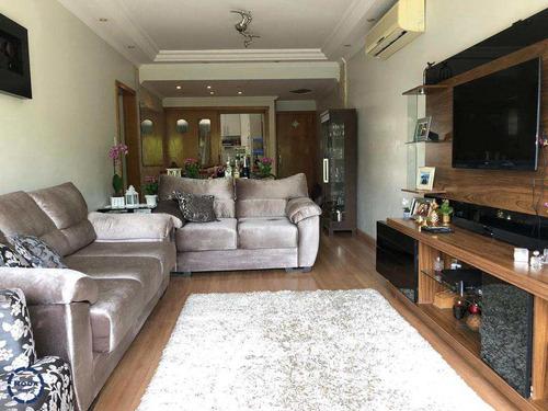 Apartamento Com 3 Dorms, Centro, São Vicente - R$ 420 Mil, Cod: 16471 - V16471