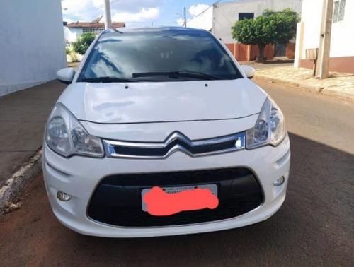 Citroën C3 2015 1.5 Origine Flex 5p