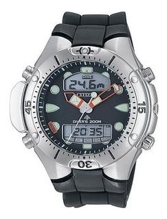 Reloj Hombre Citizen Jp1060-01e Aqualand Eco Agenteofici Co