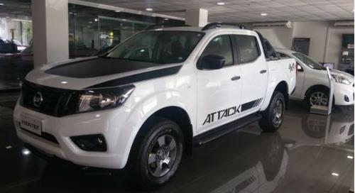 Nissan Frontier 2.3 Attack Cab. Dupla 4x4 Aut.  21/21 P.entr