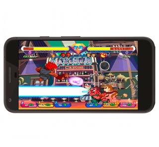 Super Poket Fighter Neogeo Celular