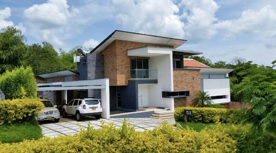 Casa En Venta, Via A Cerritos Pereira