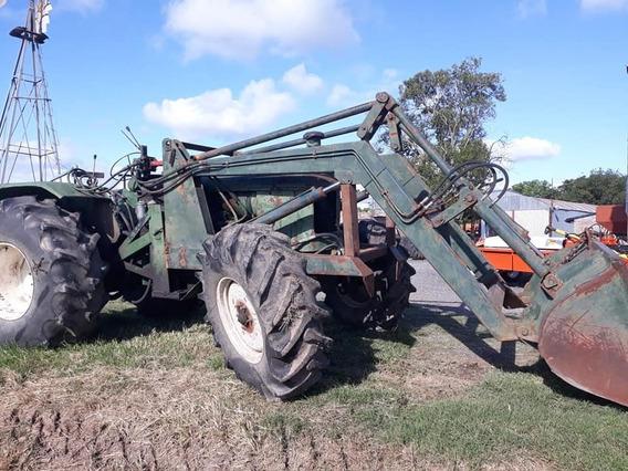 Tractor Deutz 70 Con Pala Cargadora Basculante