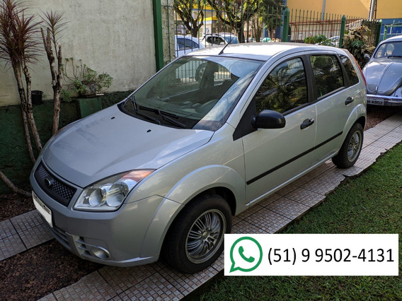 Ford Fiesta Hatch 1.0 2008 8v Flex 5 Portas - 2008