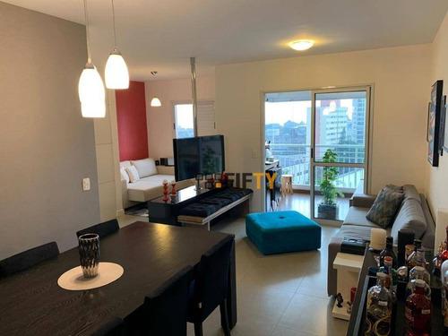Apartamento Com 2 Dormitórios À Venda, 81 M² Por R$ 830.000,00 - Cerâmica - São Caetano Do Sul/sp - Ap42013