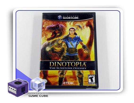 Dinotopia Original Nintendo Gamecube