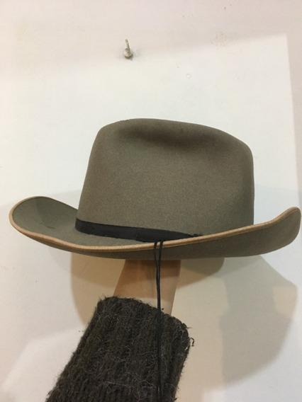 Sombrero Borsalino Italiano De Fieltro-hombre