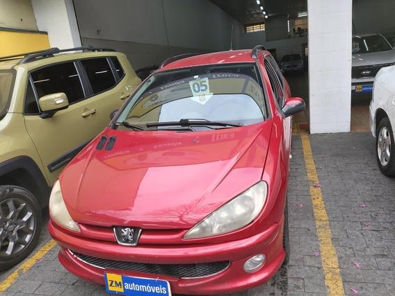 Peugeot 206 Sw 1.6 4p Feline 05 05 Zm Automóveis