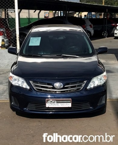 Corolla Sedan 1.8 Dual Vvt-i Gli (aut) (flex)