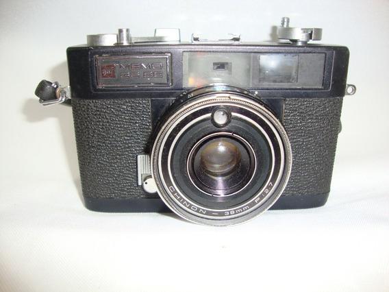 Antiga Camera Chinon Memo 35 Ee Para Coleção