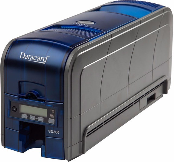 Impressora Datacard Sd360 Duplex