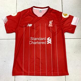 Camisa Infantil Liverpool 2019 Frete Gratis