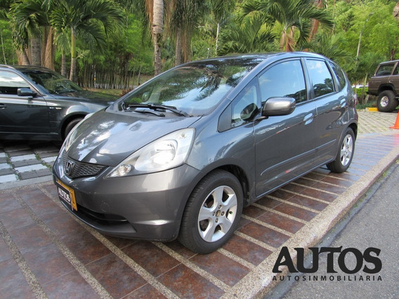 Honda Fit Lx Hatchback Cc1400