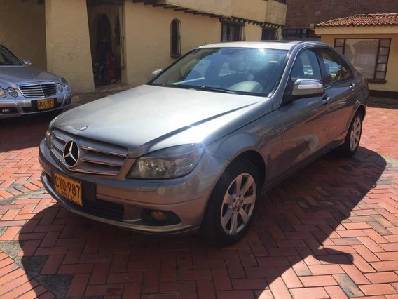 Mercedes-benz Clase C 200 K
