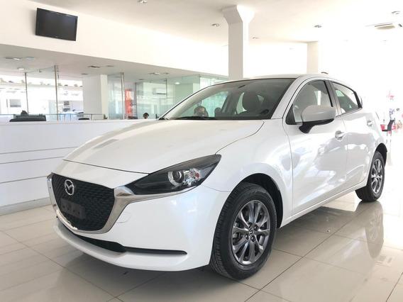 Mazda 2 Touring Automatico 2021 Blanco Nieve Perlado
