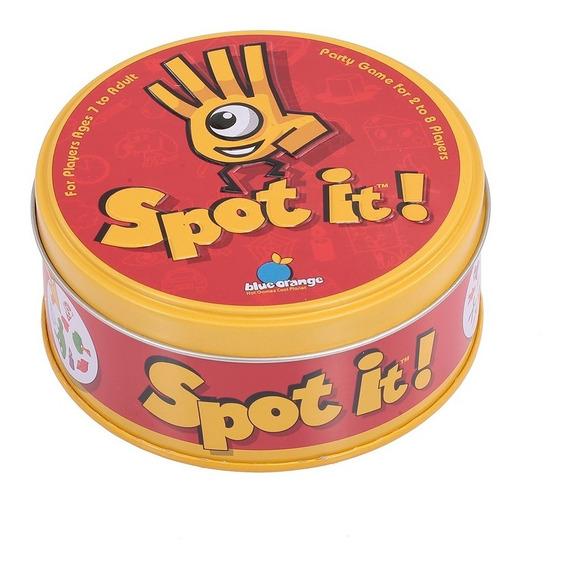 Spot It Cards Jogos De Mesa Jogar Cartas Kids Toy Game